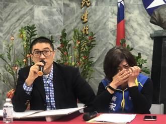 民進黨醜化抹黑  宋瑋莉落淚:為什麼要這樣傷害我