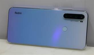 [圖賞]四鏡手機 Redmi Note 8T 支援雙卡最高3CA