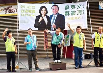 鄭朝明槍口瞄準同黨同志 屏南綠營陷分裂