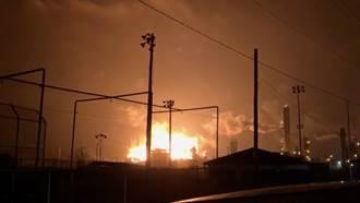德州化工廠爆炸釀3傷 火球衝天民房門窗震碎