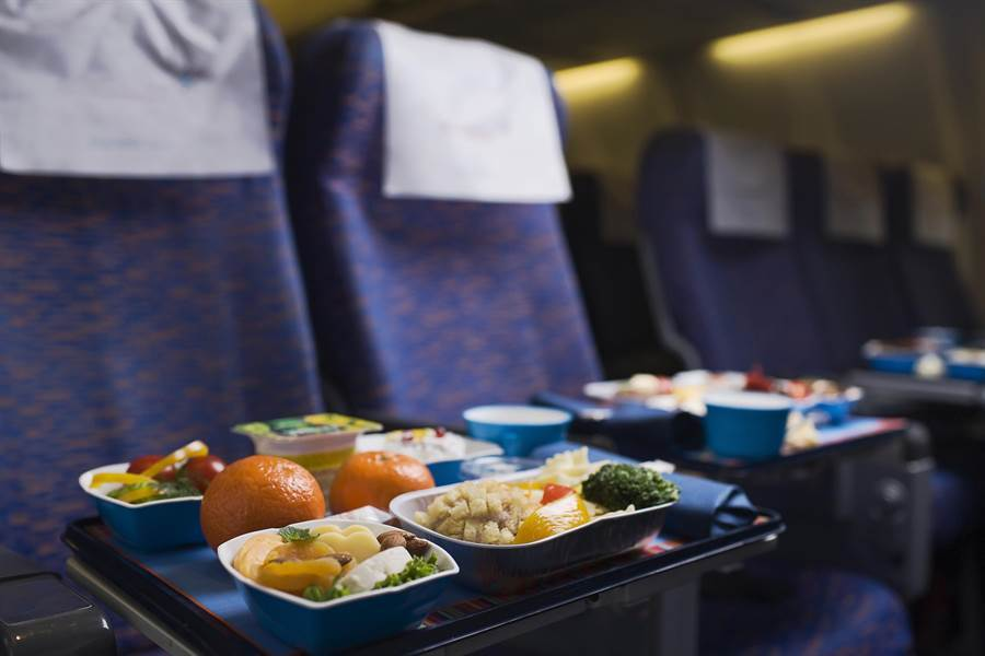 全球頂級航空 飛機飲食竟倒數第一(示意圖/達志影像)