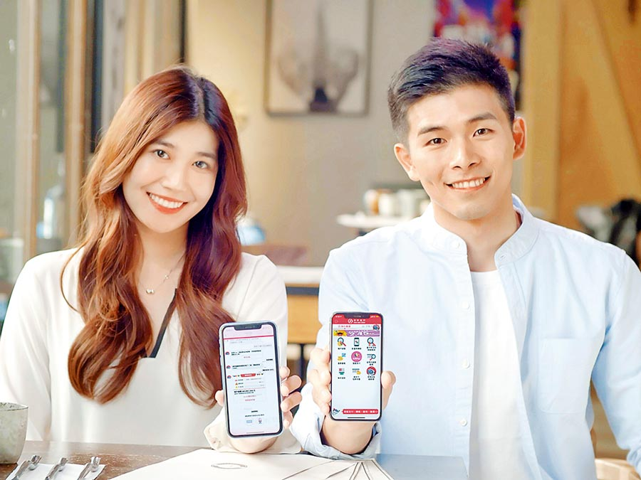 華南首創AI行動銀行,只要用說的即可快速完成交易。圖/華銀提供
