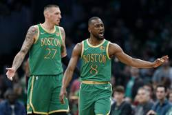 NBA》沃克神奇復出摘39分 綠軍撕籃網