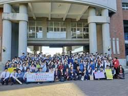 日本新潟藝專師生4度訪彰 與溪湖高中學生開心交流