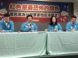 林飛帆:擔憂大選國民黨票超過「吳斯懷密碼」