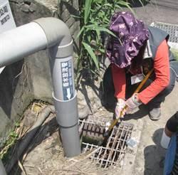 科技執法!中市「水戰警」破獲電鍍業偷排廢水