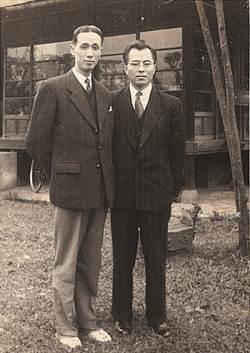 父親葉明勳《感懷集》 -- 戰後60年見證 (四)