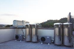 天晴能源節能熱水器 環保又省電