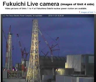 福島第一核電廠的輻射汙水恐滲入地下