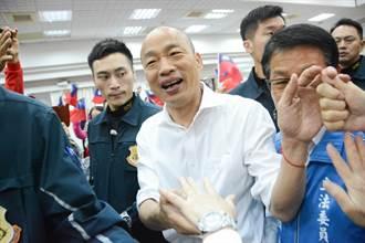 黃國昌爆料李佳芬父親濫採砂石 韓競辦發三點聲明
