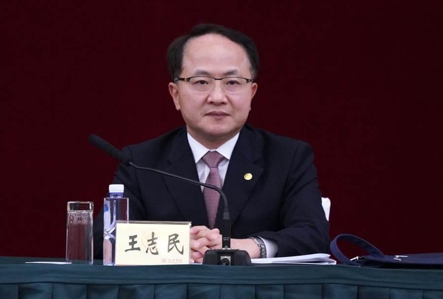 香港中聯辦主任王志民(中新社)