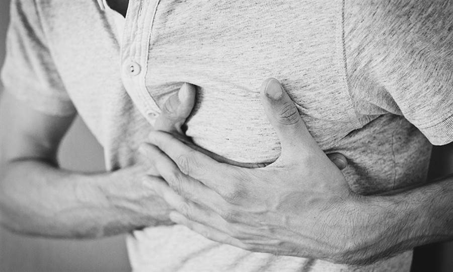 心源性猝死主要來自心血管疾病和心律不整,其中又以心血管疾病中的心肌梗塞占多數。(圖片來源:Pixabay)