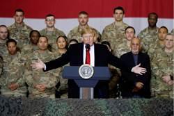 驚喜!川普突訪阿富汗送「大禮」 美軍樂翻了
