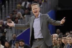 NBA》怒砸戰術板見血 科爾自嘲入傷兵