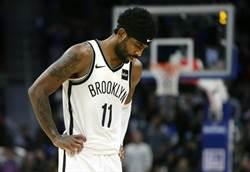 NBA》詐傷拒打綠軍?厄文連8場缺陣