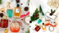 不踩雷的挑香水三秘訣!香氛選品店推耶誕限定禮物包裝超貼心