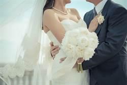 新人穿這造型 結婚登記慘被拒絕