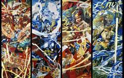林俊良回歸初心 打造超級英雄混合宇宙