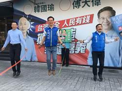 藍選將槓綠委 為了西區國民運動中心