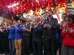 郝龍斌批民進黨反滲透法 功用只是打擊政敵