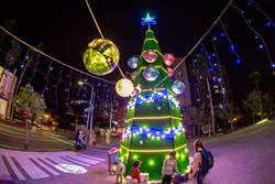 2019「台南聖誕燈節」12月開跑