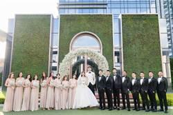 毛加恩婚禮播放高以翔影片!這張婚禮照片讓人秒噴淚