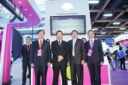 2019台北金融科技展 國泰金控打造「航空站」
