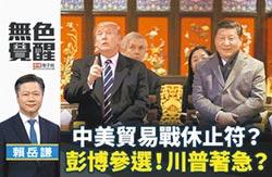 賴岳謙:中美貿易戰休止符?彭博參選!川普著急?