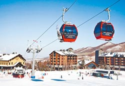 冰雪吉林 冬季旅遊正夯