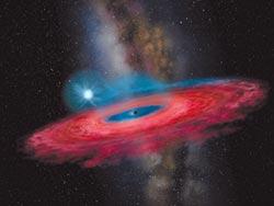 陸天文學家 發現最大恆星級黑洞