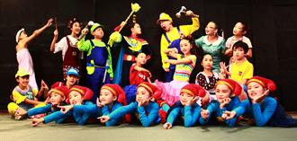 台中市政府辦學生戲劇比賽 賽事精采可期