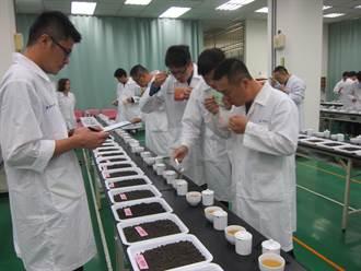 鹿谷鄉農會冬茶6716件參賽 以杉林溪泉水沖泡茶湯