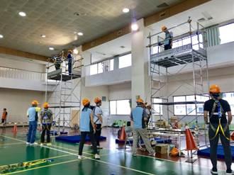台電明年招700技術員 首增「握力測試」關卡