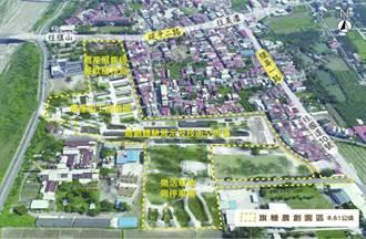 百年旗山糖廠招租 打造觀光農創園區