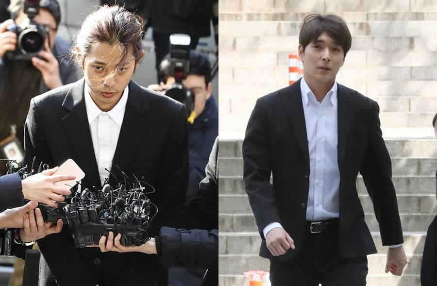 鄭俊英、崔鍾訓集體性侵案判決今出爐。(圖/達志影像)
