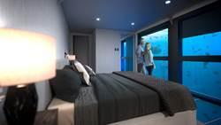 澳洲大堡礁海底旅館12月1日正式開幕,一晚2.4萬體驗《海底總動員》繽紛世界