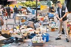 香港理工大學解除封鎖 交還校方
