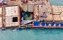德翔貨輪重油汙染 判賠漁民1.6億