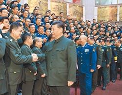 中美競爭港反覆 習談強軍之道