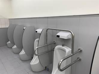 增設親子廁所、坐式馬桶 台中啟動公廁革命