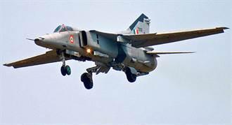 摔怕了!印度終於全數淘汰米格27 墜機率達10%