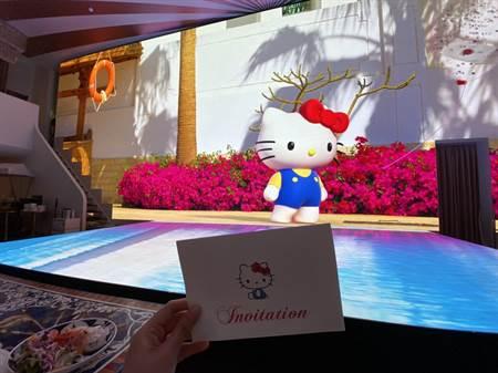 您的巨型Hello Kitty已上線!尋訪東洋海岸的粉紅天堂