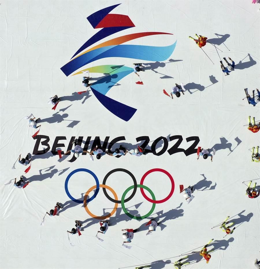 為了施壓大陸改善新疆人權狀況,美國智庫學者馬明漢呼籲美國政府聯合世界各國抵制2022年北京冬奧,直接挑戰中國大陸國家主席習近平的領導威信。圖為2019年5月11日,北京2022年冬奧會倒計時1000天河北省「冬奧就在我身邊」主題系列活動啟動儀式。(新華社)