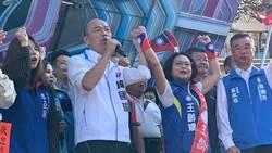 回防高雄 韓國瑜喊:高雄人會出頭天、會出總統