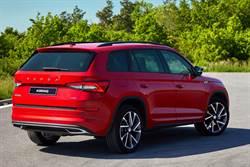 七人座SUV銷售冠軍 SKODA Kodiaq 2020年式上市