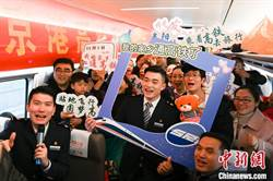 京港高鐵商合段、鄭阜高鐵開通 皖實現「市市」通高鐵