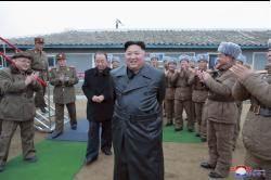 北韓金正恩皮衣控,凸顯大權牢牢在握