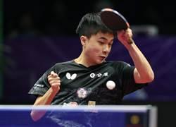 男桌世界盃》打到名將馬龍嘆氣 林昀儒首次參賽就奪銅