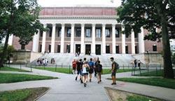 美國大學流失外籍生
