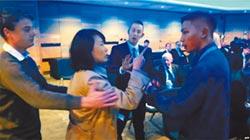 英判央視記者掌摑義工有罪 陸抗議